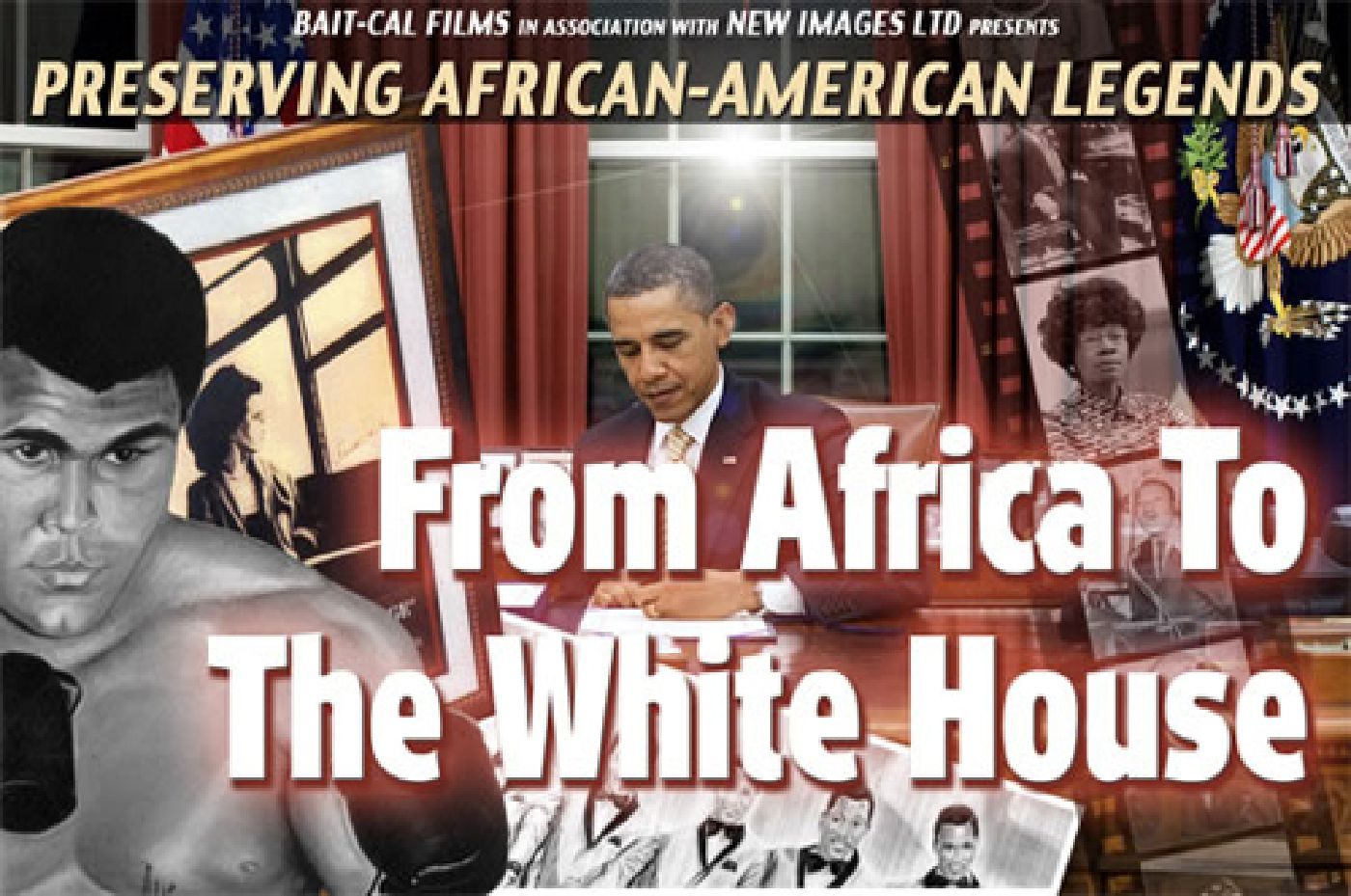 From Africa to the White House